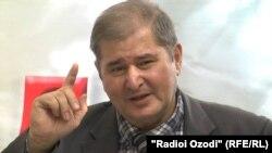 Раҳматилло Зоиров, раиси ҲСДТ.