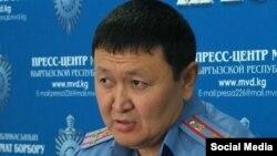 Алымжан Козубаев. Сүрөт 2015-жылы тартылган.