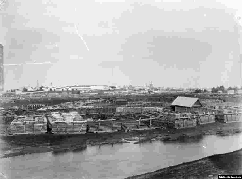 Казанның гомуми күренеше, 1894