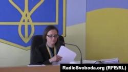 Суддя Ірина Капшученко