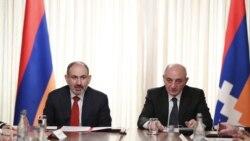 «Արցախը և Ադրբեջանը երբևէ որևէ պարագայում չեն կարող լինել ընդհանուր քաղաքական տարածքում». Փաշինյան