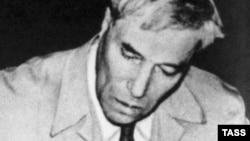 Борис Пастернак, 1958 год