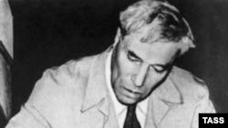 Борис Пастернак, 1958