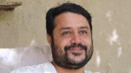 Mohammad Ilyas Dayee, 33, was killed in the southren Afghan city of Lashkar Gah on November 12.