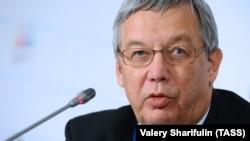 Валентин Гапонцев в 2010 году