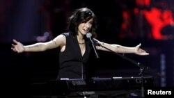 Këngëtarja e ndjerë amerikane, Christina Grimmie