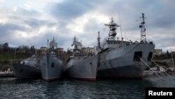 Корабли российского флота (архивное фото)
