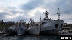 Кораблі російського флоту (архівне фото)