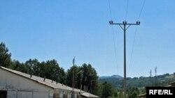 Barake u selu Šljivovica korištene kao logori, foto: Novka Ilić