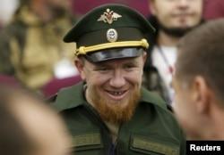 Арсеній Павлов («Моторола»). Москва, 10 жовтня 2015 року