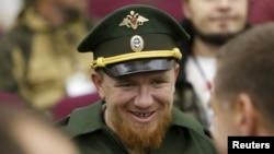 Кіраўнік батальёну «Спарта» Арсен Паўлаў (мянушка Матарола)