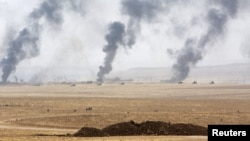 Mosul, Irak - foto arkivi