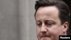 Kryeministri britanik, Dejvid Kameron.