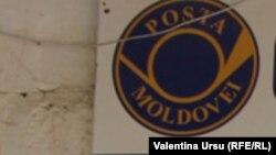 Moldova - Post Office at Cărpineni