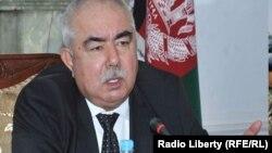 مارشال عبدالرشید دوستم رهبر حزب جنبش ملی اسلامی افغانستان