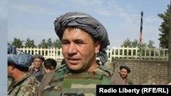 د جنبش اسلامي ګوند یوه پخواني قومندان نظام الدین قیصاري