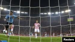 Golul lui Jesus Navas în meciul de la Gdansk