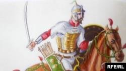 Иллюстративное фото из книги Фатиха Сибгатуллина «От Атиллы до президента». Казань, 16 февраля 2009 года.