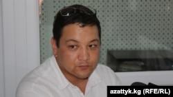 Канатбек Мурзахалилов.