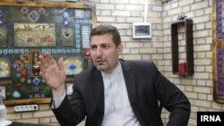 علیرضا میریوسفی، سخنگوی نمایندگی ایران در سازمان ملل متحد