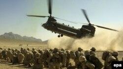 افغانستان: برتانوي سرتېري په هلمند کې د پوځي عملیاتو پر مهال