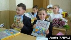 Tatarstanda orta məktəb