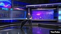 Վրաստան - Լրագրող Գեորգի Գաբունիան «Ռուսթավի 2»-ի տաղավարում, 7-ը հուլիսի, 2019թ․