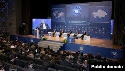 Еуразия медиа форумы. Астана, 25 сәуір 2013 жыл.