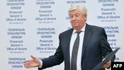 Виктор Шокин был назначен Генпрокурором Украины в 2015 году.