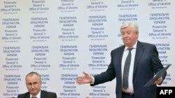 Виктор Шокин бир йил аввал Украина бош прокурори этиб тайинланган эди.