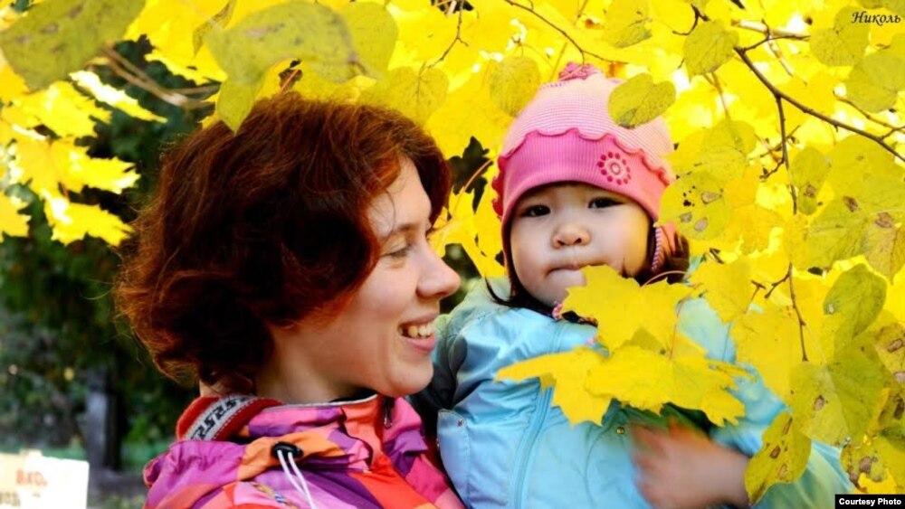 Елена Евина и Надин