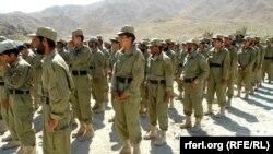 د نورستان کامدېش پولیس سربازان