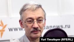 Правозащитник Олег Орлов