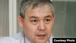 Оппозиционный политик Уалихан Кайсаров.