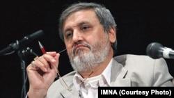 Conservative Iranian deputy Javad Abtahi (file photo)