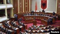 Парламентот на Албанија