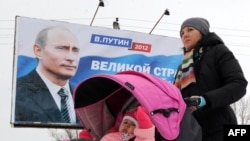 In March 2012, the last time Russian President Vladimir Putin was gearing up for election, he called the demographic crisis a threat to his country's existence.