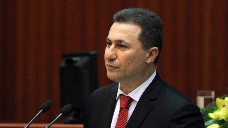 Мандатарот Груевски во тесно