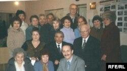 Габделбәр Фәйзрахмановның 2004 елда Омскидагы сәфәре