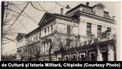 Palatul Justiției din Basarabia, Chișinău, Sursa: Centrul de Cultură și Istorie Militară, Chișinău