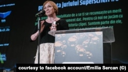 Emilia Șercan a dezvăluit în ultimii ani numeroase plagiate în rândul doctoratelor politicienilor și înalților ofițeri, la academiile Poliției și SRI