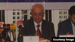 الکساندر مانتیتسکی سفیر روسیه در افغانستان