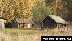 Деревня Повалихино