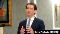 سباستیان کورتز، وزیر امور خارجه اتریش
