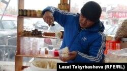Москвадагы кыргыз балы