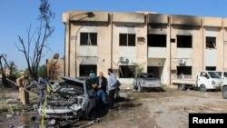 Eksplozija u Libiji, ilustrativna fotografija