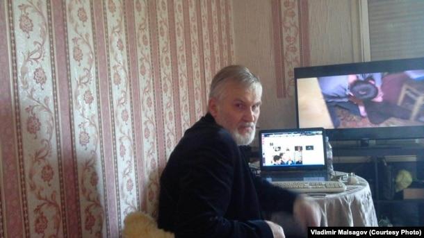 Владимир Мальсагов