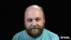 Петр Шкуматов, координатор движения «Синие ведерки»