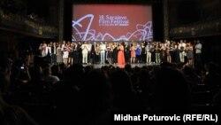 Završen SFF: Dodjela nagrada i crveni tepih