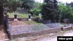 Новые захоронения в Таджикистане.